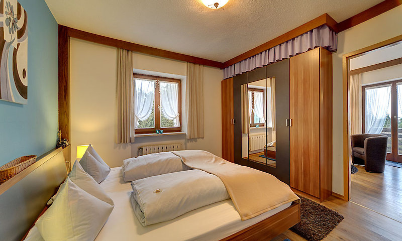 Komfortable Doppelzimmer - Pension in Bayern